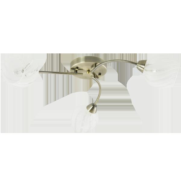 lampa sufitowa w klasyczny stylu