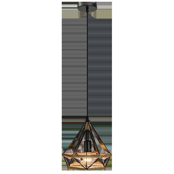 lampa wisząca w stylu nowoczesnym