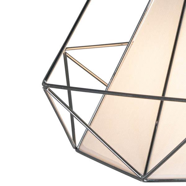 Detal lampa nowoczesna